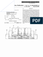 Patent for Plastic Roof Tile