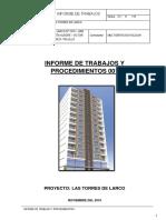 Informe 001 Tl