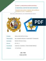 Informe Salida Campo Priale