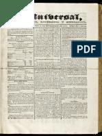 Bergantín Zipporah 14-09-1830