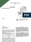 DocuColor 2006 Service Manual