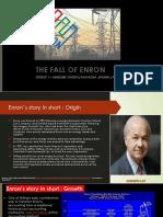 ENRON Group1 Ppt