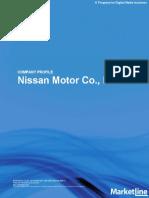 Nissan Swot