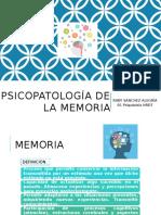 PSICOPATOLOGIA DE LA MEMORIA RUBY.pptx