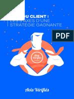 eBook Voix Du Client Les 5 Axes d'Une Stratégie Gagnante v1