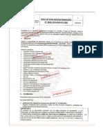 Nota de Inteligencia Financiera N° 00091-2016-DAO-UIF-SBS