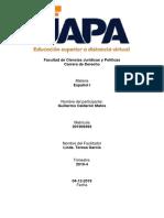 Guía Para El Análisis Del Cuento Seleccionado en El Trabajo Final.