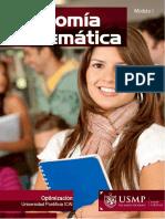 economia matematica - lectura