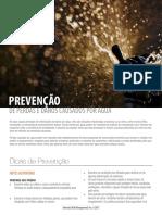 Prevenção de Danos Causados Por Água