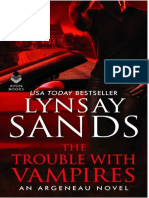 01906.Sands, Lynsay - Familia Argeneau 29 - The Trouble With Vampires