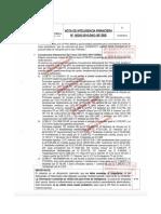 Nota de Inteligencia Financiera, la N° 00245-2016-DAO-UIF-SBS / p.4