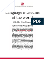 Language Museums of the World