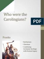 2. Who Were the Carolingians