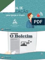 3 - Boletim - Manual de comunicação