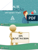 04-Anúncios - Manual de comunicação