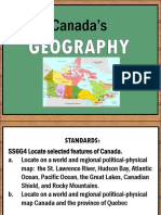 ss6g4 canada geography