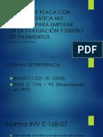 ENSAYO DE PLACA CON CARGA ESTÁTICA NO REPETIDA.pptx