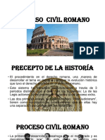 Proceso Civil Romano