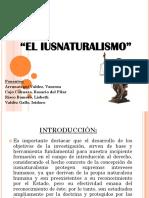 """""""El Iusnaturalismo"""""""