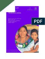Cuando las Mujeres Caminan Tenemos Agua NuestrAgua 2018 México