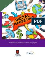 MODULO 1 VD Del Marketing Tradicional Al Marketing Digital