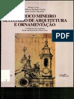 Barroco Mineiro. Glossário de Arquitetura e ornamentação.