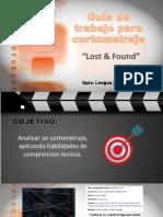Guia Corto_lost & Fout