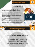 Club de Abogados PROCESOS ESPECIALES II.pptx
