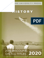 Stanford University Press | History 2020 Catalog