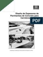 PCA-Diseño de espesores de pavimentos de concreto para calles y carreteras