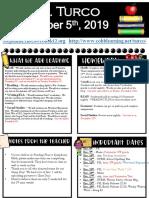 Weekly Update December 5th.pptx