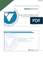 Webinar Nuevo Plan Contable 2020 - SUNAT