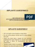 IMPLANTE SUDERMICO.ppt