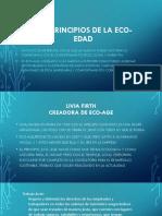 PRINCIPIOS DE LA ECO-EDAD