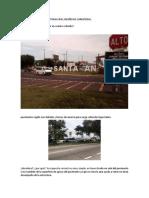 El Salvador y Su Trayectoria en El Diseño de Carreteras