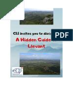Hidden Guide to Llevant  1