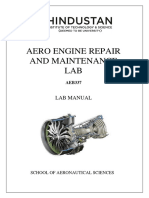 Aerm Lab Manual
