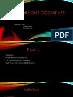 Les distortions cognitives