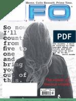 UFO Magazine - Vol. 24, No. 1 Issue #154