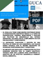 Informe de la UCA sobre la pobreza en Argentina