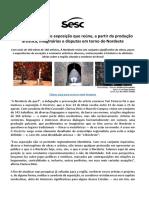 À Nordeste - Release