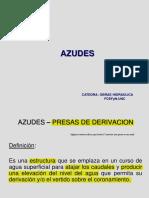 Azudes