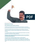 Industria Minera en Venezuela
