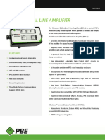 Bi Directional Amplifier BDA 4