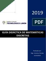 Modelo de Guía Didactica