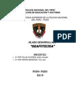 SILABO PNP