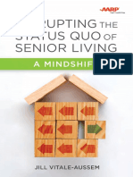 Disrupting the Status Quo of Senior Living