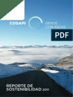 Datos de empresa Cosapi