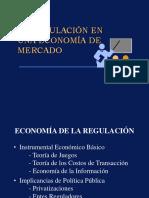 regulacion economica