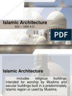 Hoa report muslim architecture
